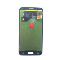 S5 Display For Samsung Galaxy S5 G900F G900 G900M LCD Display Touch Screen Digitizer Full Assembly