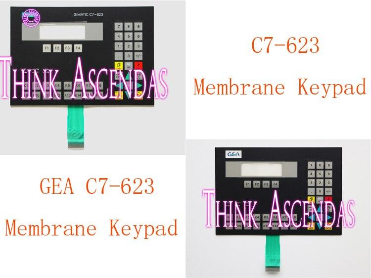все цены на 1pcs New C7-623 6ES7623-1AE01-0AE3 6ES7 623-1AE01-0AE3 / GEA C7-623 6ES7623-1SB01-0AC0 6ES7 623-1SB01-0AC0 Membrane Keypad онлайн