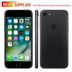 Apple iPhone 7 7-Plus 32gb Nfc Quad Core Fingerprint Recognition Used IOS Unlocked Original