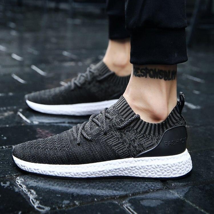 2018 Noir ardoisé Taille Chaussures Designer up La 38 Plus D'été Printemps Casual Homme Mode Dentelle 46 Hommes gris Marque AAr4qw