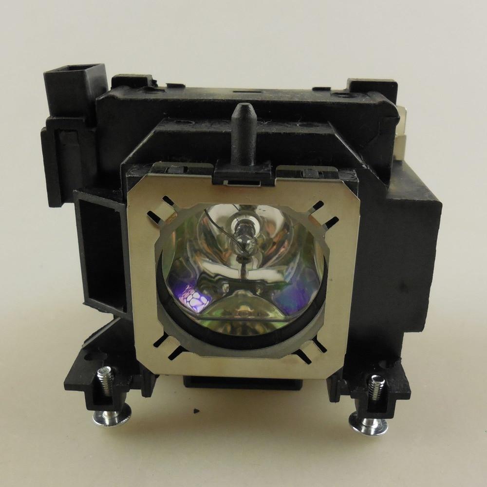 Original Projector Lamp ET-LAL100 for PANASONIC PT-LW25H / PT-LX22 / PT-LX26 / PT-LX26H / PT-LX30H Projectors original projector lamp et lab80 for pt lb75 pt lb75nt pt lb80 pt lw80nt pt lb75ntu pt lb75u pt lb80u