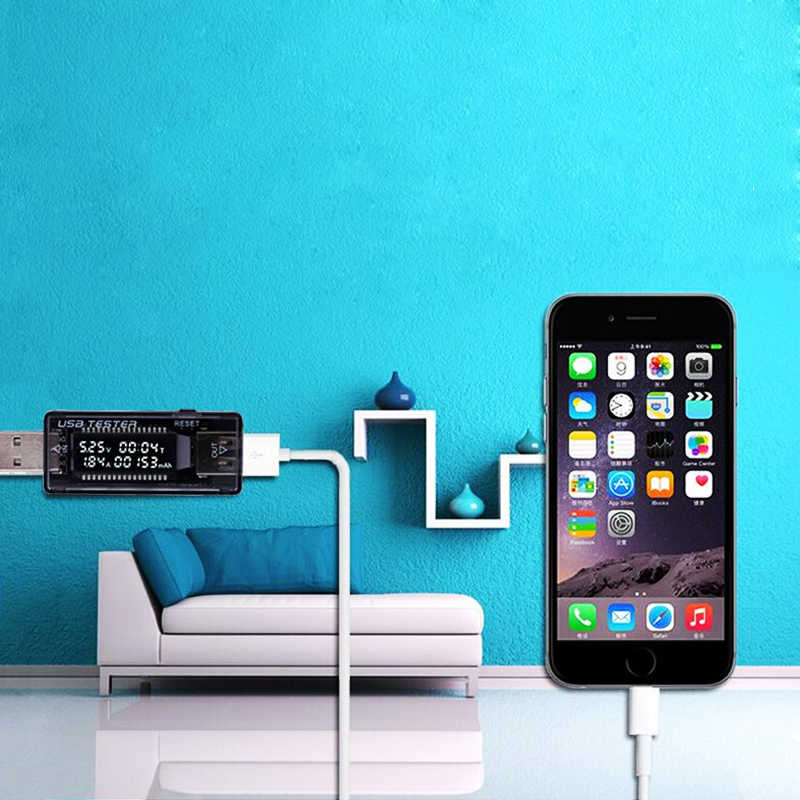 USB 5V 9V 12V 20V QC 2,0 3,0 LCD cargador de voltaje de corriente probador de capacidad cargador USB Doctor medidor de potencia voltímetro de texto 15% de descuento