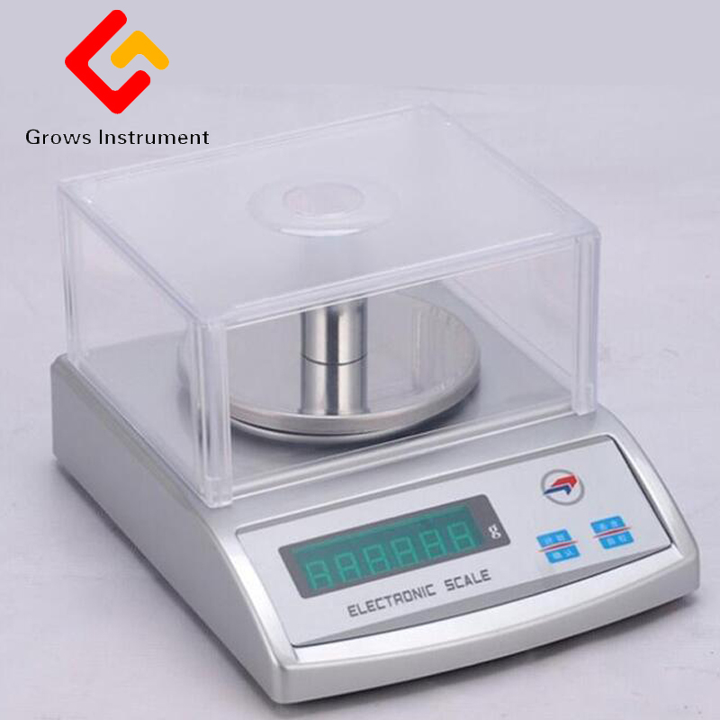 купить 0.1 1000g High Precision Electronic Balance Scale Experimental Analysis Balance Industrial Electronic Mini Digita Weight Scale по цене 5315.36 рублей