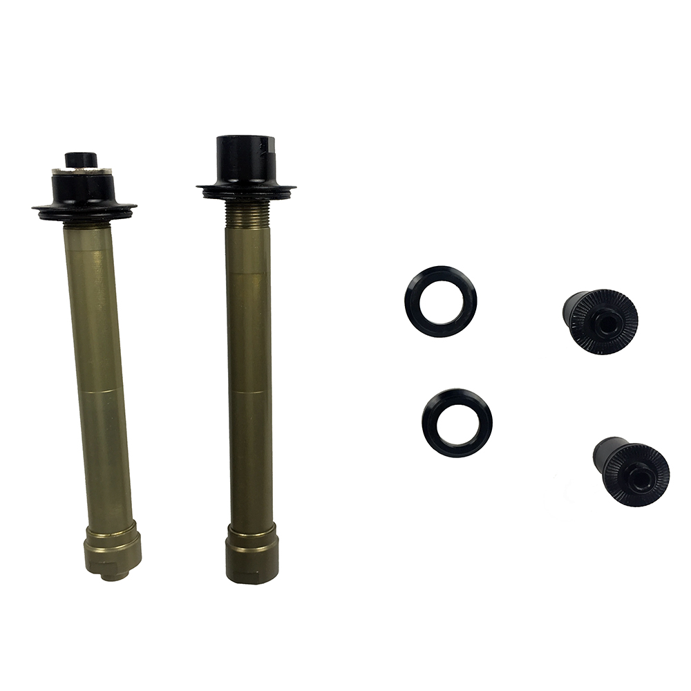 Converting Axle for D791SB D792SB Side caps NOVATEC hub Adapters//Adaptors