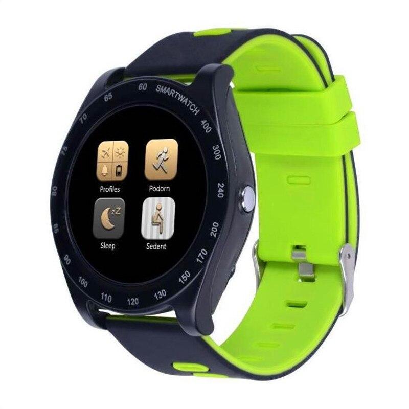 Z1 Smart Watch SIM TF Card Men Women Kids Bluetooth Call Watches Touch OLED  Screen Setp Sport Smartwatch Wristband Android Watch