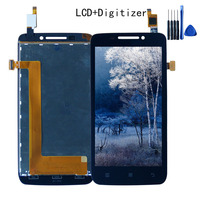 High Quality Touch Screen Digitizer LCD Display Assembly For Lenovo 4 7 S650 960 540 Free