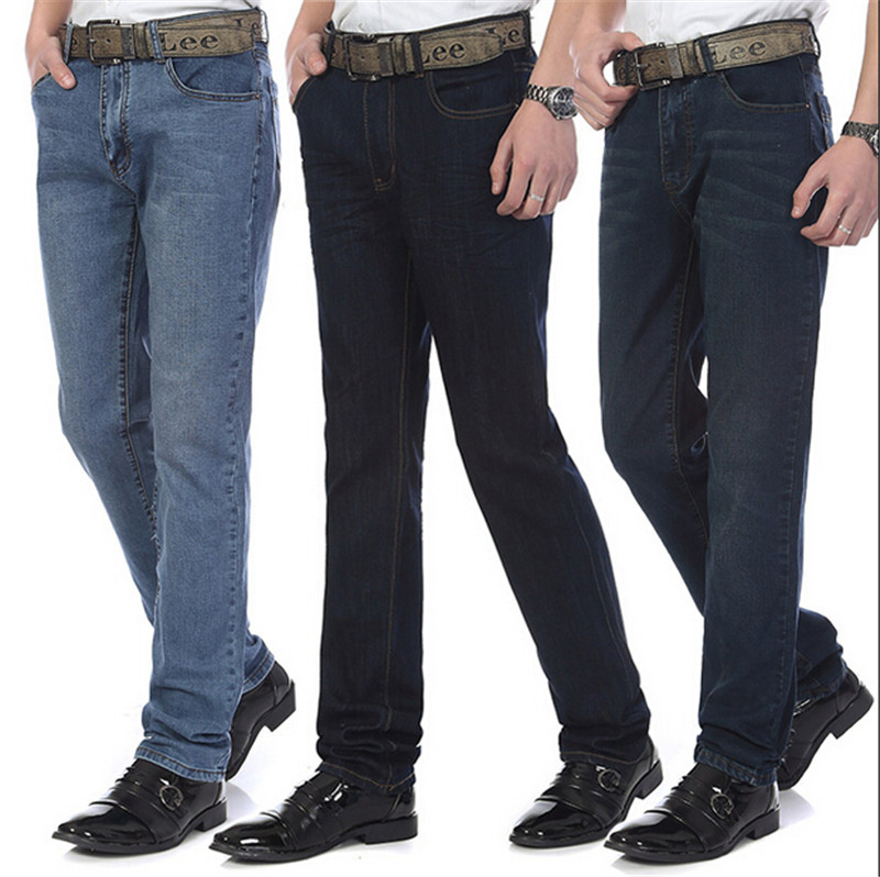 2016 New Arrival High Quality Mens Jeans Stretch Blue