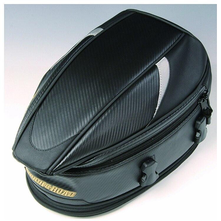 2019 New RR9014 Motorcycle Rear Seat Bag Helmet Bag Package FOR KaWASAkI Z650 Z750 Z750S Z750R
