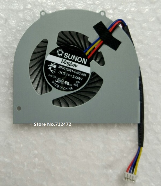 New cpu ventilador cooler para lenovo ideacentre q100 q110 q120 q150 laptop fã mf60090v1-c480-s99