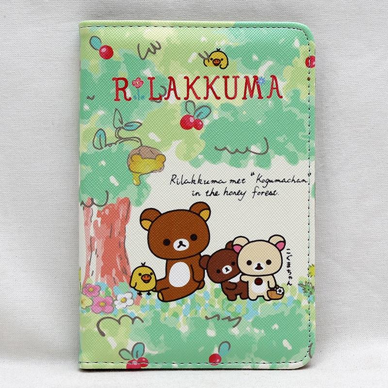 15 Stijlen Paspoort Cover Holder Tassen Vrouwen Leuke Cartoon Kaart & Id Houders Bag Lady Girl Kinderen Geschenken Gratis Verzending