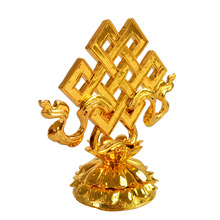 Feng Shui Bejeweled Mystic Knot