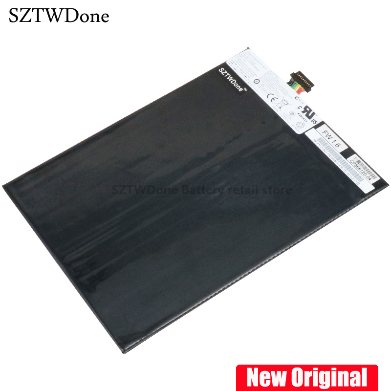 SZTWDONE New Original tablet Battery for FUJITSU STYLISTIC M532 FPCBP388 FPB0288 CP568120-02 7.4V 23WH 3050MAH 10 8v 5800mah original new fpcbp179 battery for fujitsu lifebook s6420 s6421 s6410 s6520 s6510 s7210 s7220 fmvnbp160 fpcbp179ap