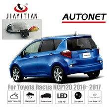 JiaYiTian macchina fotografica di retrovisione Per Toyota Ractis NCP120 2010 ~ 2017 CCD/Visione Notturna della macchina fotografica di backup della Macchina Fotografica di Inverso di licenza di targa della macchina fotografica
