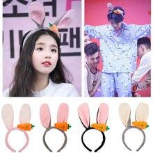 Женский обруч для волос ibows милый в виде кролика с корейскими