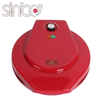Double Sided Heating Electric Grilled Pizza Baking Pan Automatic Grill MachineElectrogreen Sinbo ZF2218