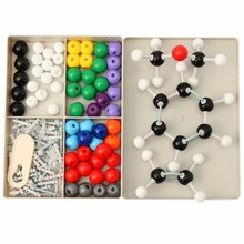 New Arrival 240Pcs Atom Molecular Models Kit Set General & Organic Chemistry Scientific Children Learning Educational Toy Set