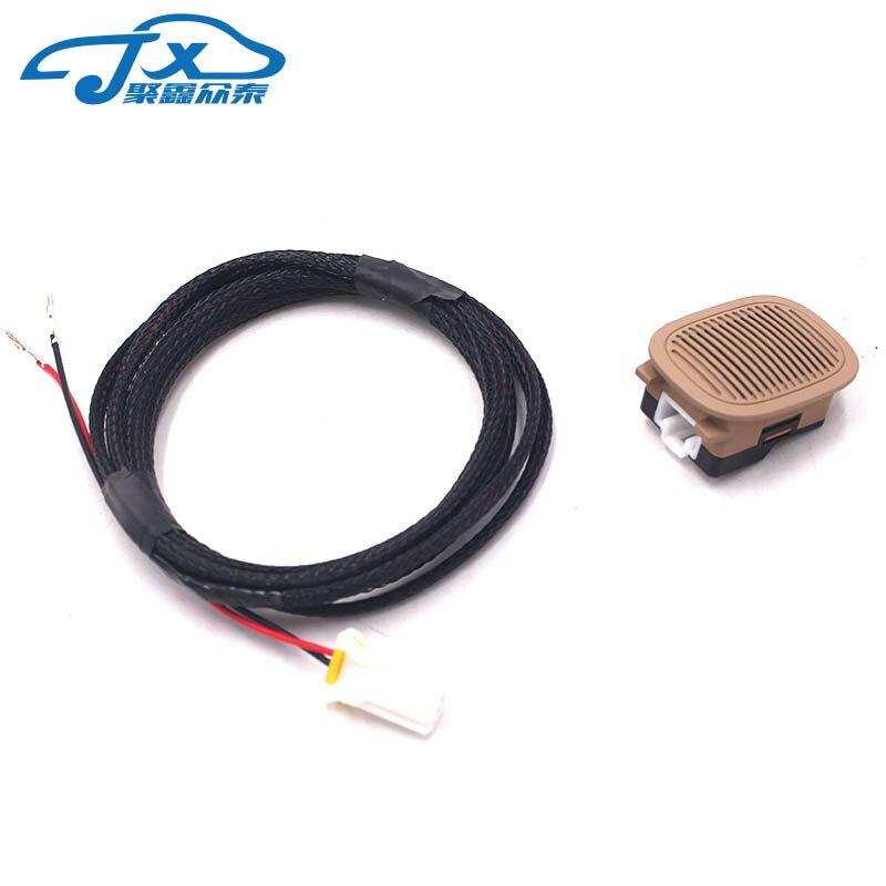 Para hyundai CRETA ix25 KIA coche transmisor de micrófono Original accesorios enviar arnés moderno Kia Motors se puede utilizar