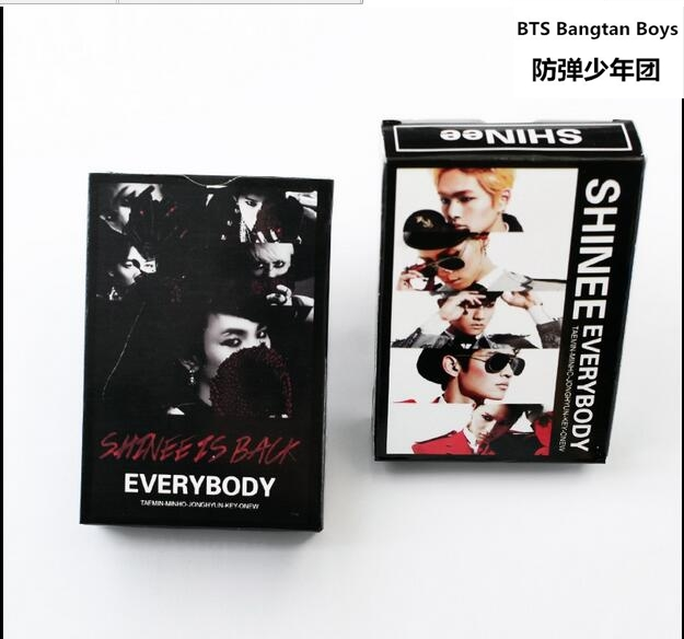 2018 New Kpop Shinee Everybody Entertainment  Playing