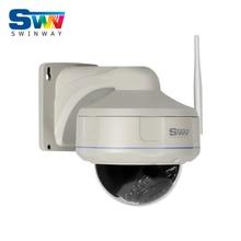 Фиксированный 1080 P 2.0 Mega P ixel HD Вандал P крыши Купол CCTV Камера Беспроводной сети H.264 Открытый 30IR WI-FI видеонаблюдения Камера