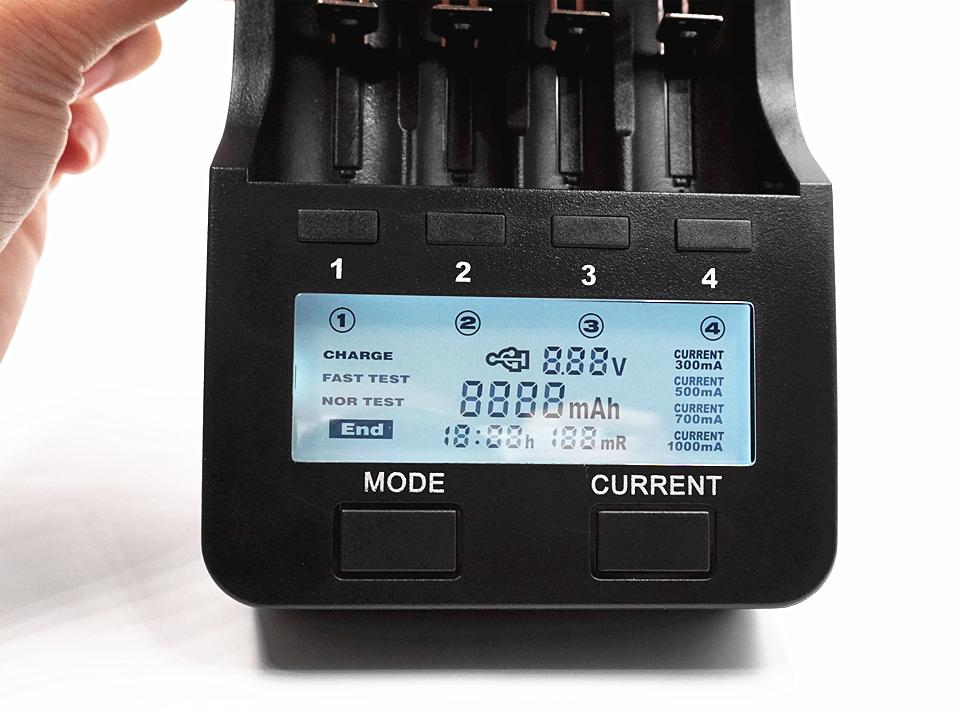 LiitoKala Lii500 18650 Battery Charger  (21)