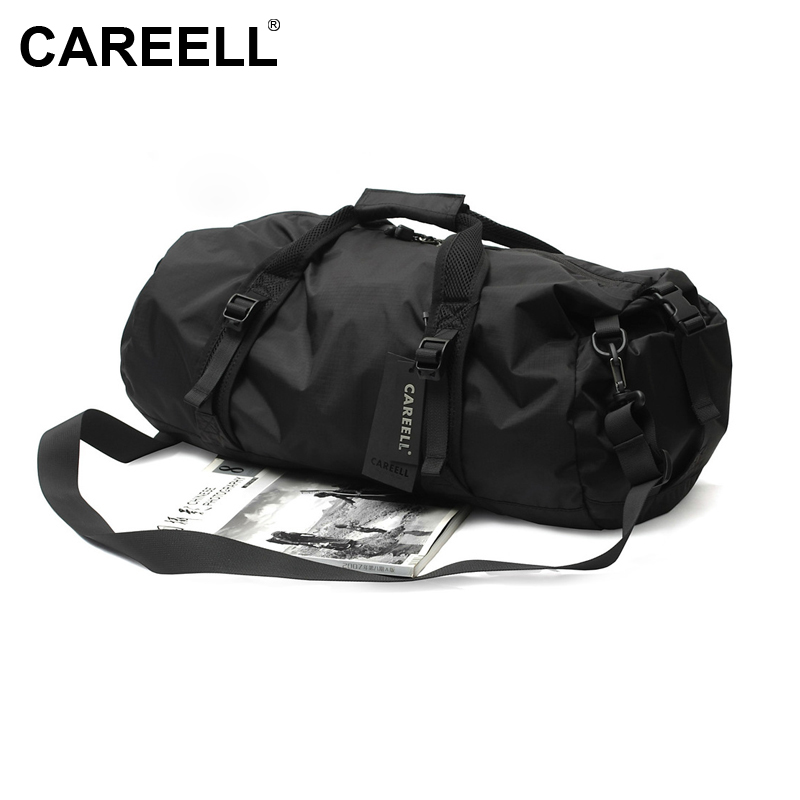 2018 Men Travel Bags Large Capacity Duffle Bag Shoulder Bag For Women Men Waterproof Folding Bags XQ004