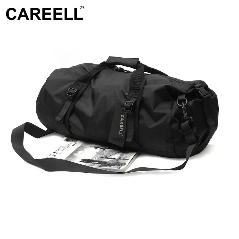 2018 Men Travel Bags Large Capacity Duffle Bag Shoulder Bag For Women Men Waterproof Folding Bags XQ004