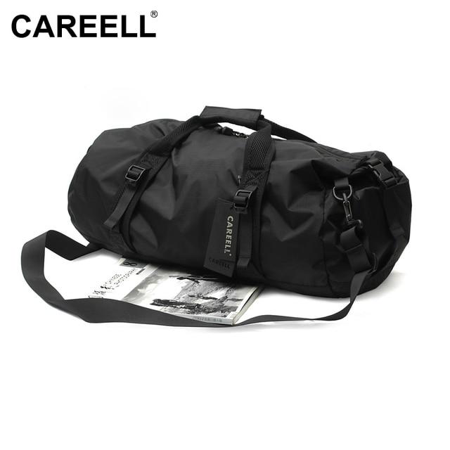 40015e4dd010 2018 Men Travel Bags Large Capacity Duffle Bag Shoulder Bag For Women Men  Waterproof Folding Bags XQ004