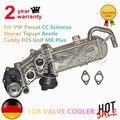 AP01 egr клапан, охладитель для Volkswagen Passat CC Scirocco Sharan тигуан Жук Caddy EOS Golf MK Plus 03L131512BB 03L131512AT