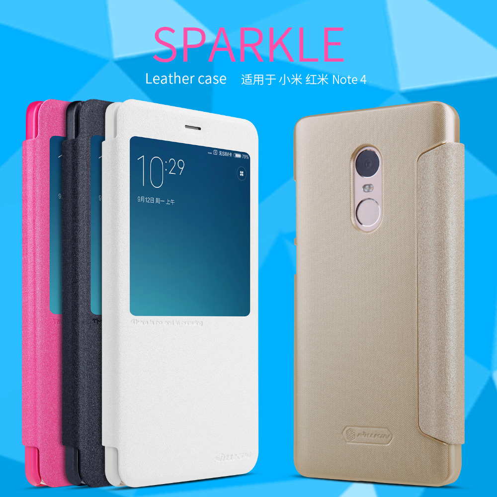 Buy for xiaomi redmi note 4 case nillkin protective case for redmi note 4 phone - Xiaomi redmi note 4 case ...