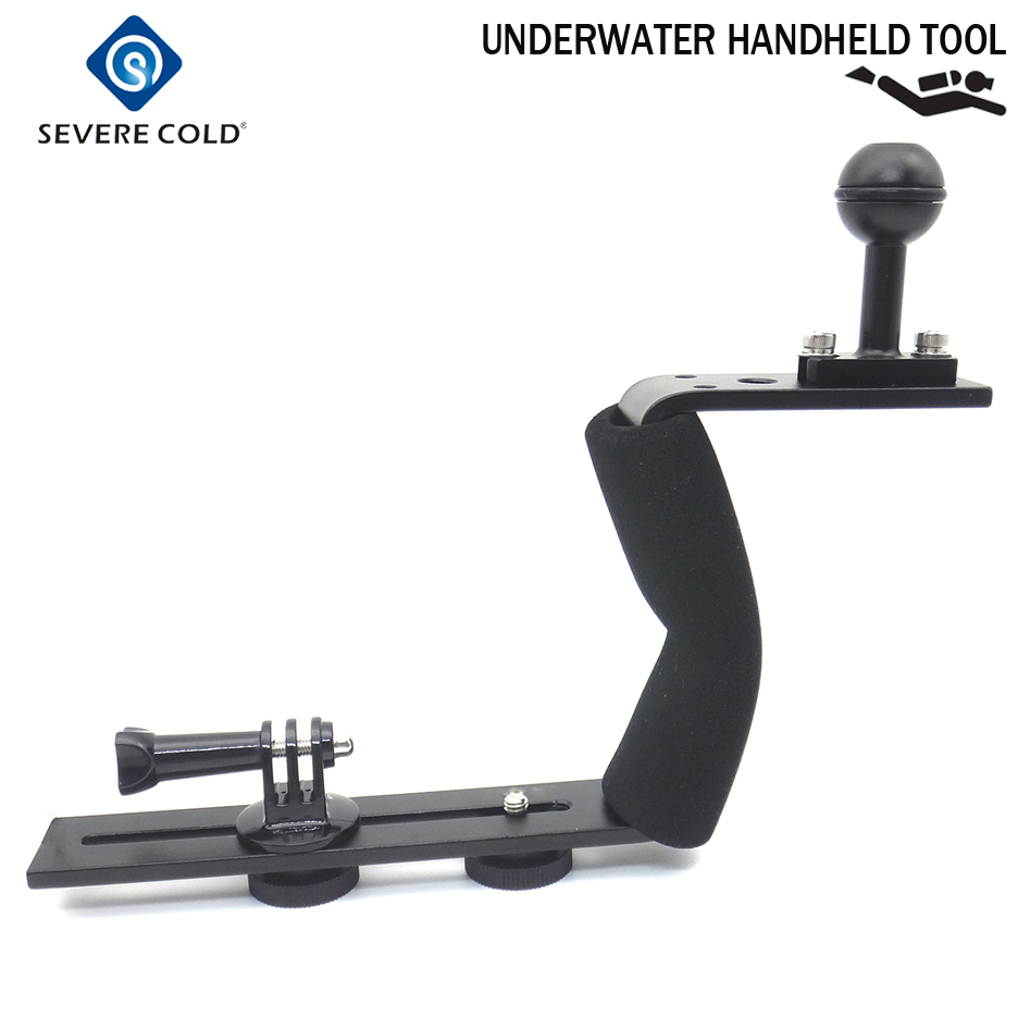 Z type Diving tray handle with base adapter arm system bracket Base Tray with Single Handle