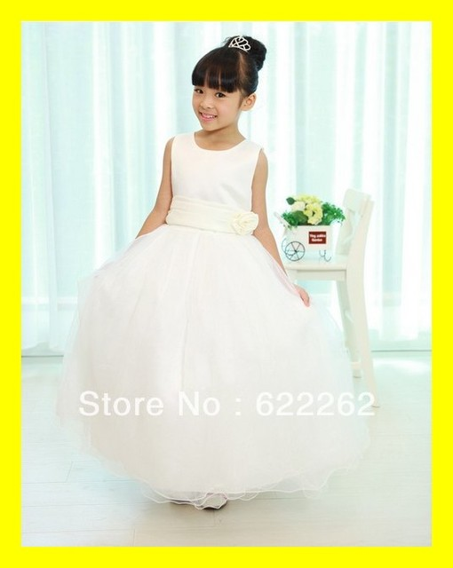 Party Dress For Girls Flower Girl Dresses Macys Baby Uk Gown Scoop