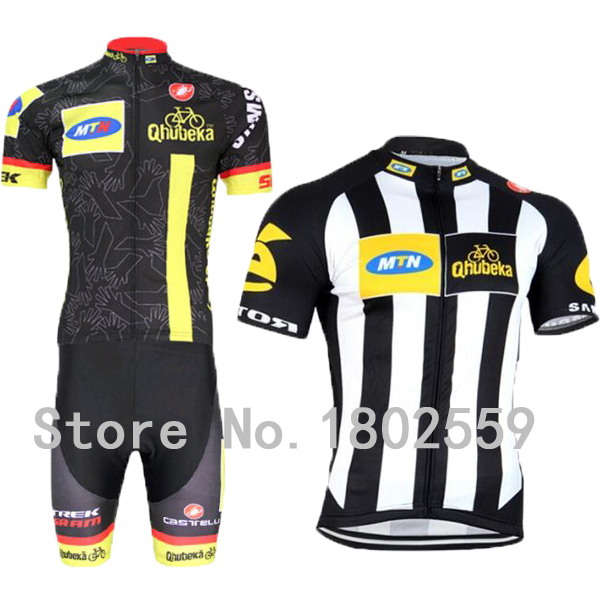 2015 MTN Qhubeka Pro Team Cycling Jersey (BIB) Shorts Bicycle Wear Clothes  Clothing Maillot Ropa Ciclismo roupa bike 7000e4d53