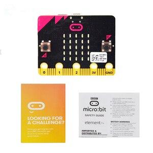 Image 3 - BBC micro: bitowy mikrokontroler z detekcją ruchu, kompasem, wyświetlaczem LED i Bluetooth