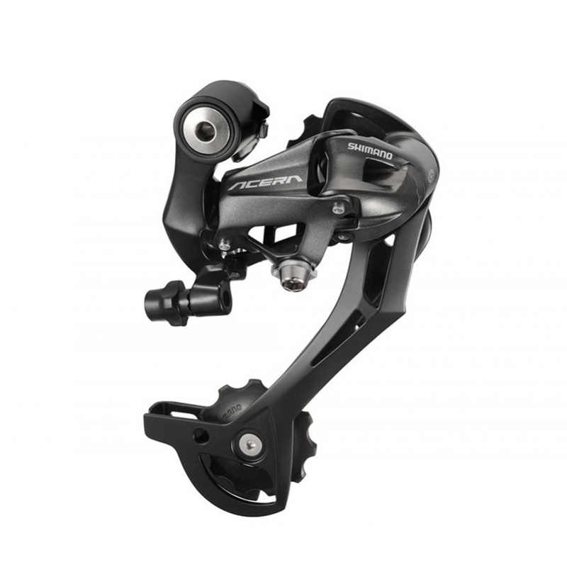 SHIMANO Acera RD M390 Rear Derailleurs MTB Bike Accessory Mountain Bicycle Parts for 3x9S 27S Speed shimano cs hg41 acera 8 speed cassette for mountain bike bicycle
