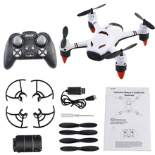 JJR/C JJRC Drone Mini Quadcopter 360 Degree Roll Headless Toy with WIFI Gesture Photography Video Recording Trajectory Flight