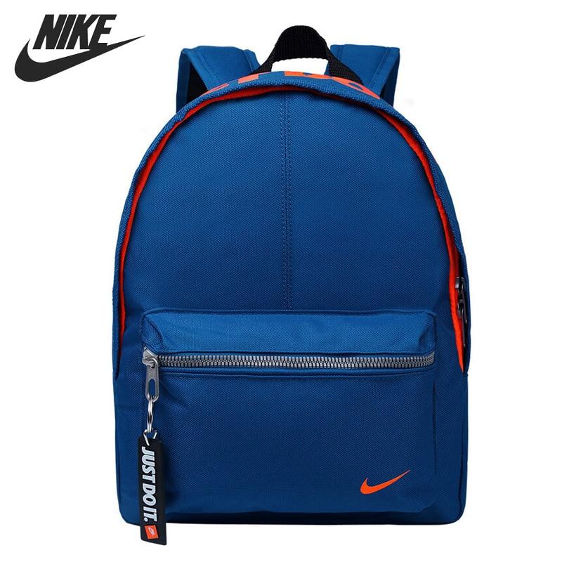 Original New Arrival 2017 NIKE CLASSIC BASE BKPK Unisex Backpacks Sports Bags original new arrival 2017 nike pro classic logo read women s sports bras sportswear