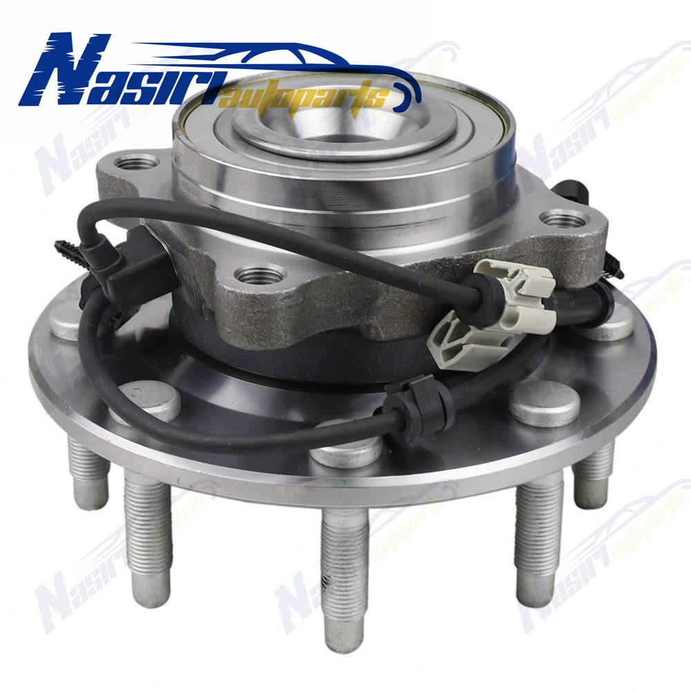 Front Wheel Hub Bearing Assembly for Chevy Avalanche 2500 Silverado 1500 2500 3500 Suburban GMC Sierra Yukon Hummer H2 #515058