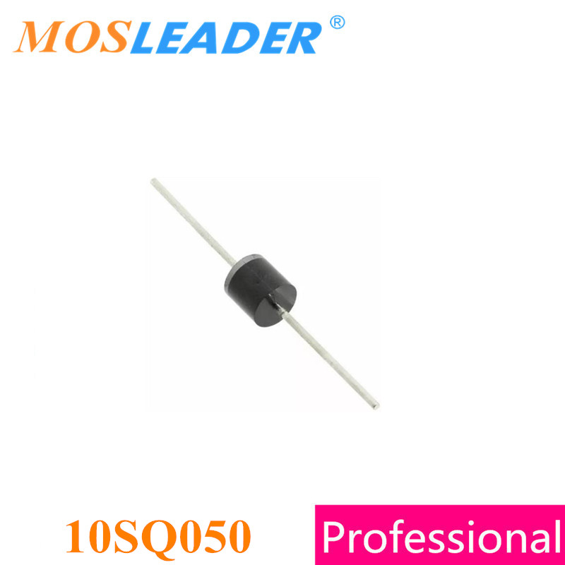 Mosleader 10SQ050 R 6 500PCS 10A 50V Schottky High quality