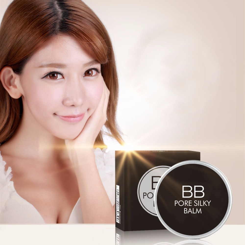 Hot New Pig Grease Before Bottoming BB Cream Invisible Pores Concealer Moisturizer Bighten 20g 3T01010