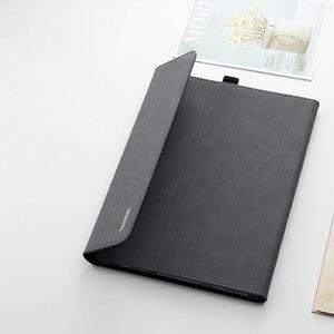 Image 3 - Yeni mat Tablet kol çantası Microsoft Surface Pro için 7 6 kılıf koruyucu kabuk kol için 12.3 inç yüzey Pro 4 5 kılıf çanta