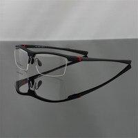 Cubojue TR90 Sports Glasses Frame Men Women Brand Eyeglasses Man Fashion Prescription Spectacles for Optic Lens Near Far Vision