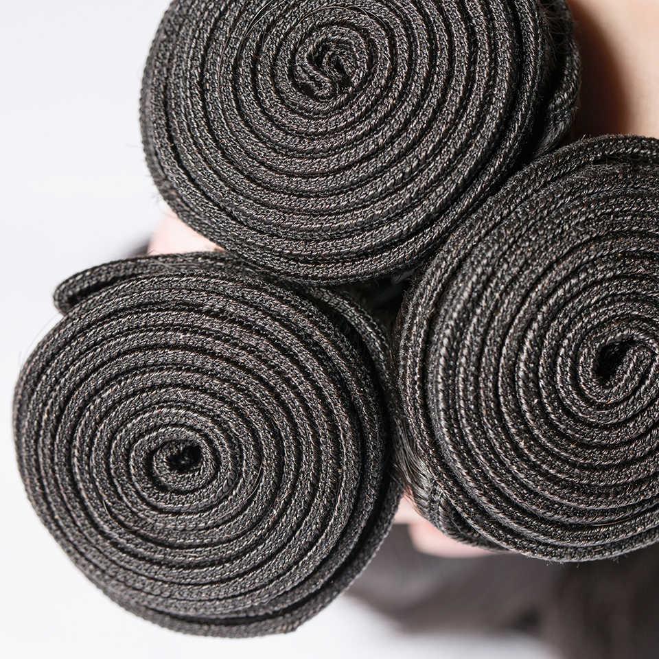 10A HJ tejido belleza peruano onda del cuerpo 3 paquetes 100% sin procesar armadura de cabello humano paquetes de cabello virgen envío gratis