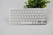 2  in 1 wireless bluetooth keyboard for ipad iphone Andriod Samung Win7/8/10 Microsoft Surface tablet pc