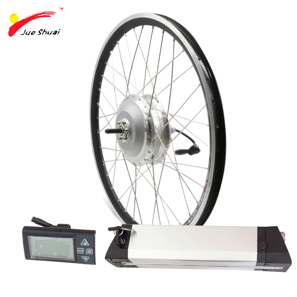 bafang Electric Bike Kit with Battery 36V 250W Wheel Motor for Bicycle Bike Ebike Part 8fun Motor-wheel Electric Bicycle Motor pasion e bike 28 road bike utility bicycle electric conversion kit 48v 1500w rear wheel motor 7 speed freewheel sensor brake