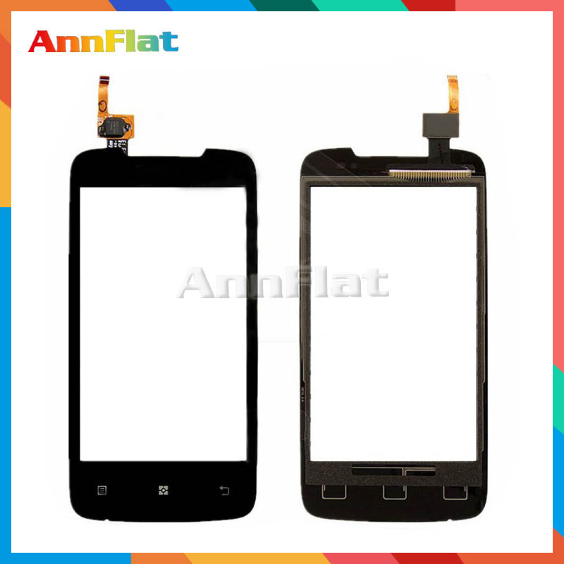 High Quality 4.0 For Lenovo A390 Touch Screen Digitizer Front Glass Lens Sensor Panel Free Shipping
