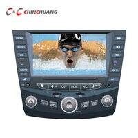 자동차 dvd 플레이어 honda accord 7 2003-2007 단일 dual 존 기후 제어 GPS 라디오 용량 성 터치 스크린 미러 링크