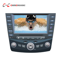 Car DVD player for Honda Accord 7 2003-2007 Single Dual Zone Climate Control with GPS Radio Capacitive Touch Screen Mirror Link