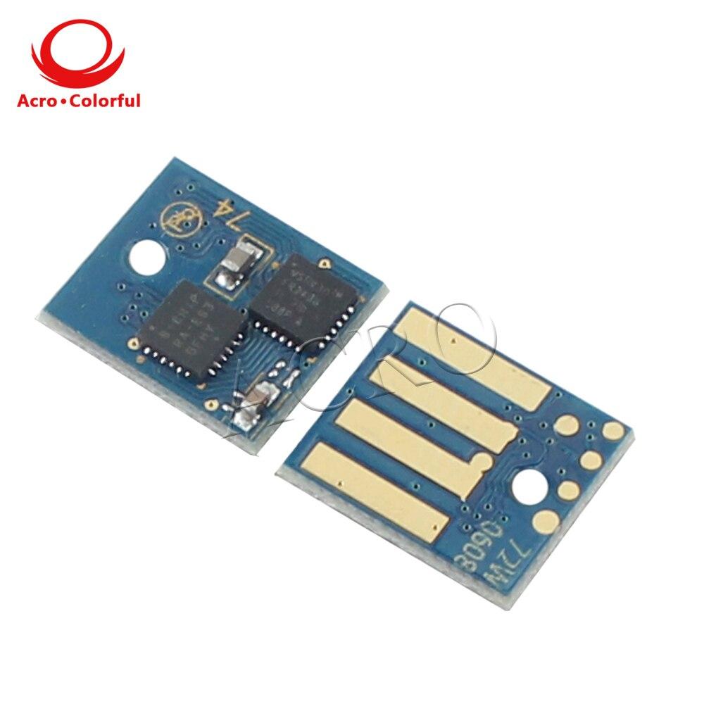 2.5K 51B5000 New Toner Reset Chip for Lexmark MS317 MS417 MS517 MS617 MX317 MX417 MX517 MX617 MEA Version Cartridge Chip