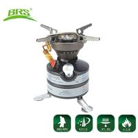 BRS Gasoline Stove Cooking Stove Camping Stove Outdoor Stove 2 3 Field Operations Oil Outdoor Activity Portable