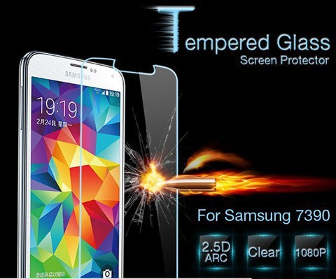 Anti blast tempered glass screen protector for - Protection galaxy trend lite ...
